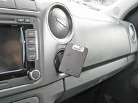 Brodit angled mount v. Volkswagen Amarok 11-16