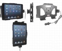 Brodit actieve houder met autolader voor Apple iPad Mini