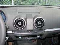 Brodit centrale dashmount v. Audi A3/S3 13-