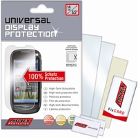 Displex screen protector - universeel tot 6,5