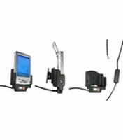 Mitac MIO 168/336 Act.Draaib. Houder 12/24V Kabel Connectie