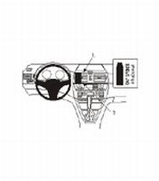 Brodit center mount v. BMW X3 04-10