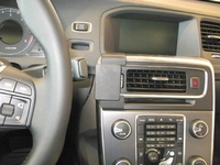 Brodit center mount v. Volvo S60 11-18