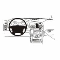 Brodit center mount v. Volvo S60 00-04