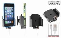 Brodit houd.kab.con.v.iPhone 5 met skin