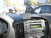 Brodit center mount v. Hyundai H1 09-