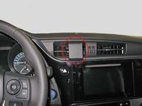 Brodit center mount voor Toyota Auris 16-
