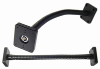 Brodit flexible arm 25 cm met AMPS gaten