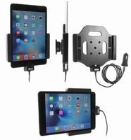 Brodit actieve houder met autolader voor Apple Ipad Mini 4