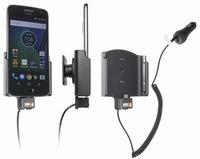 Brodit draaib.actieve houder v. Motorola Moto G5 plus