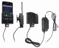 Brodit draaib.houder vaste inb.v. Motorola Moto G5 plus