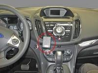 Brodit center mount v. Ford Kuga 14-16 (Europa)
