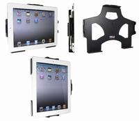 Brodit muursteun voor Apple iPad 2, 3, 4 horizontaal - zwart
