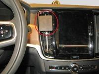 Brodit center mount voor Volvo S90 17-