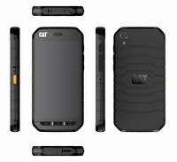 CAT S41 Outdoor Smartphone 32GB 5in Android Black