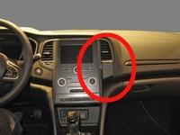 Brodit mount v. Renault Megane 16-