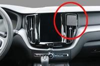 Brodit angled mount voor Volvo XC60 18-