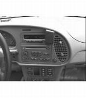 Brodit center mount v. Saab 9-3 98-02, normaal