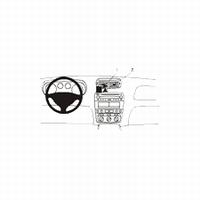 Brodit center mount v. Alfa Romeo 147 01-11