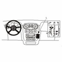 Brodit angled mount v. Chrysler PT Cruiser 00-05
