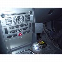 Brodit angled mount v. Peugeot 407 04-10