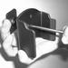 Brodit draaibare passieve houder voor Nokia 3310/3330