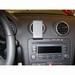 Brodit center mount v. Audi A3 07-13