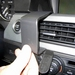 Brodit center mount v. BMW 3-reeks E90 05- met navigatie