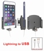 Brodit houd.v.orig.lightn.kab.con.naar USB- v.iPhone 6 Plus